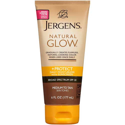 Jergens Natural Glow +PROTECT