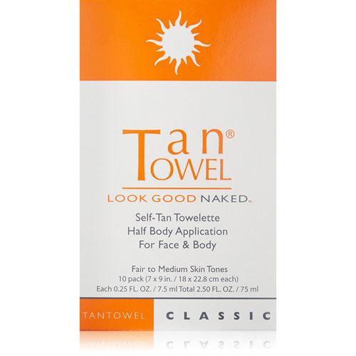 Tan Towel Self Tan Towelette