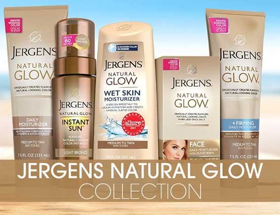 Jergens natural glow collection 425