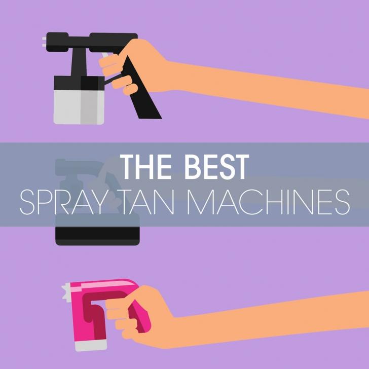 Best Spray Tan Machines featured image