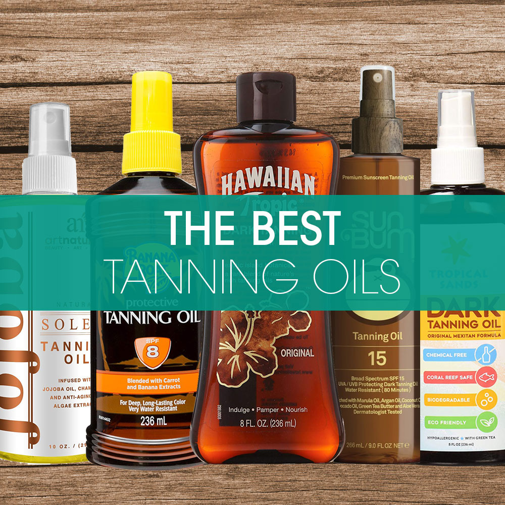 Best Tanning Oil featured image