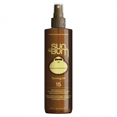 Sun Bum Moisturizing Tanning Oil 15