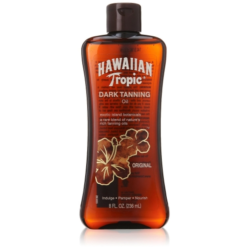 Hawaiian Tropic Dark Tanning Moisturizing Oil